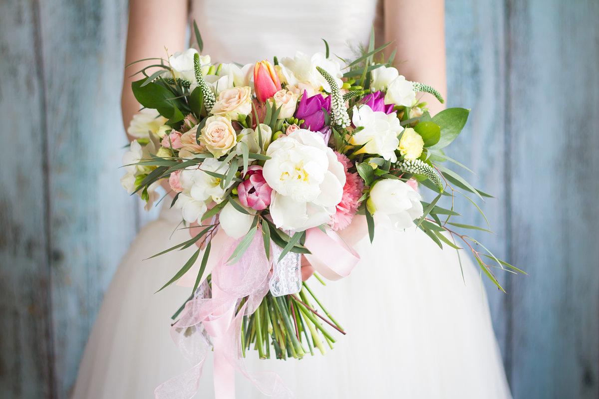 Букет купить, какие цветы выбрать для букета невесты в сентябре