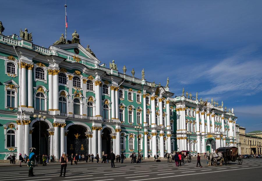 Картинки санкт-петербурга достопримечательности, сделать