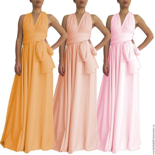 6544401d4c7 ... Купить или заказать Платье подружек невесты
