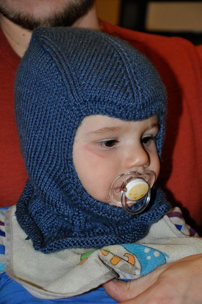 Шапочка-шлем для малышки Вязание для девочек. - Pinterest