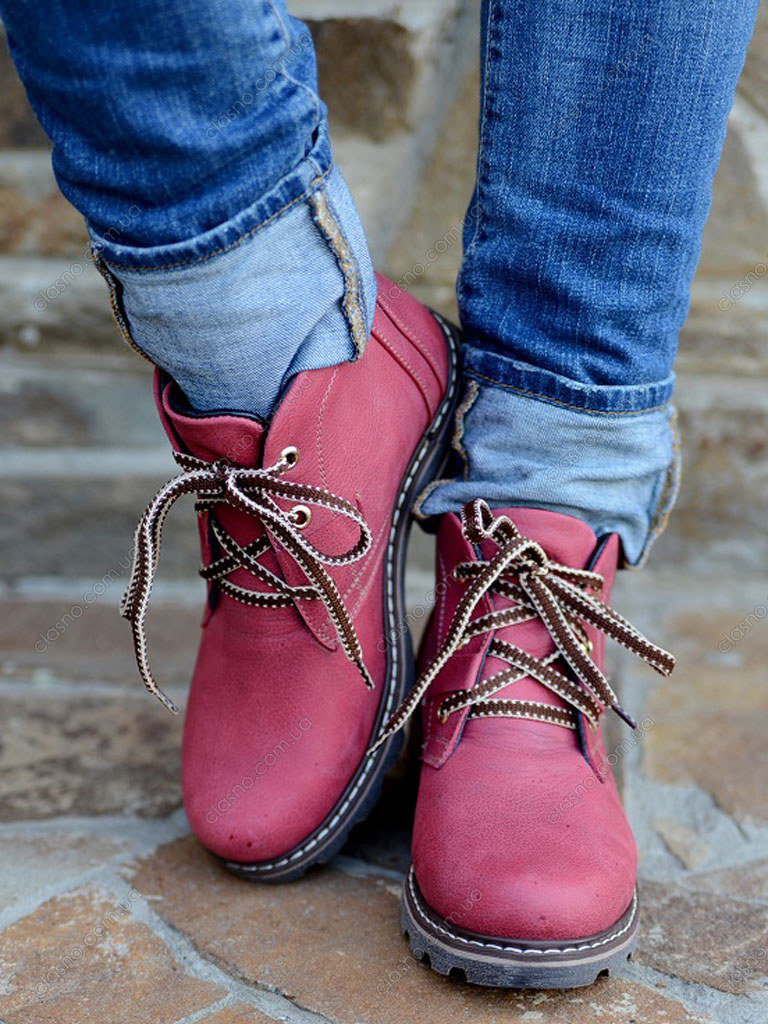 Розовые ботинки картинки