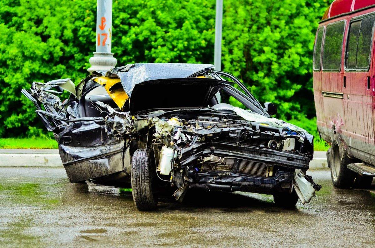 смотреть картинки разбитое машин