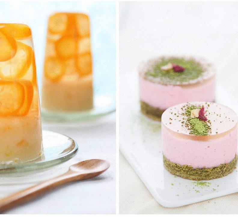 Диетические десерты с агар агаром