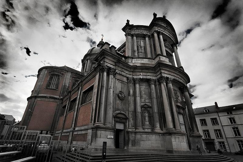 Кафедральный собор св. Альбана в Намюре
