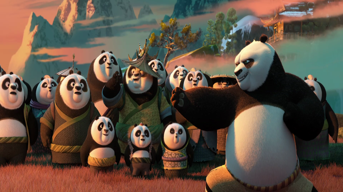 территории картинки кунфу панда смотреть чьи