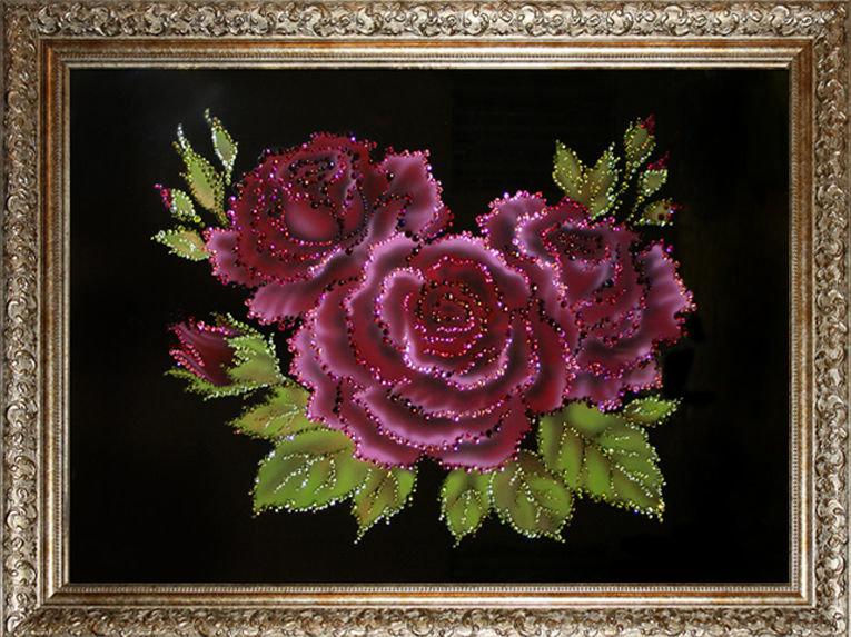 Картинки красивые мерцающие цветы, четыре года