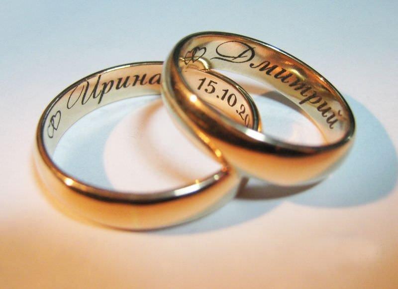 Картинки кольца с надписью, маме юбилей