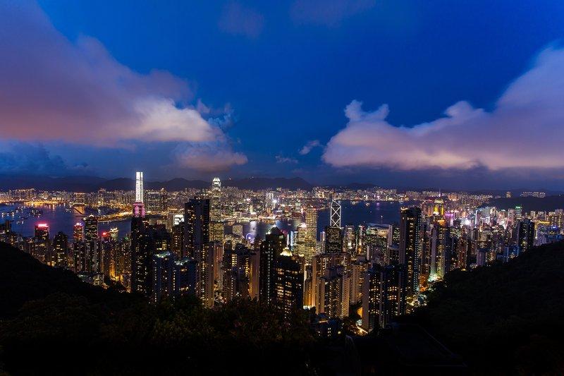китаец живет в городах
