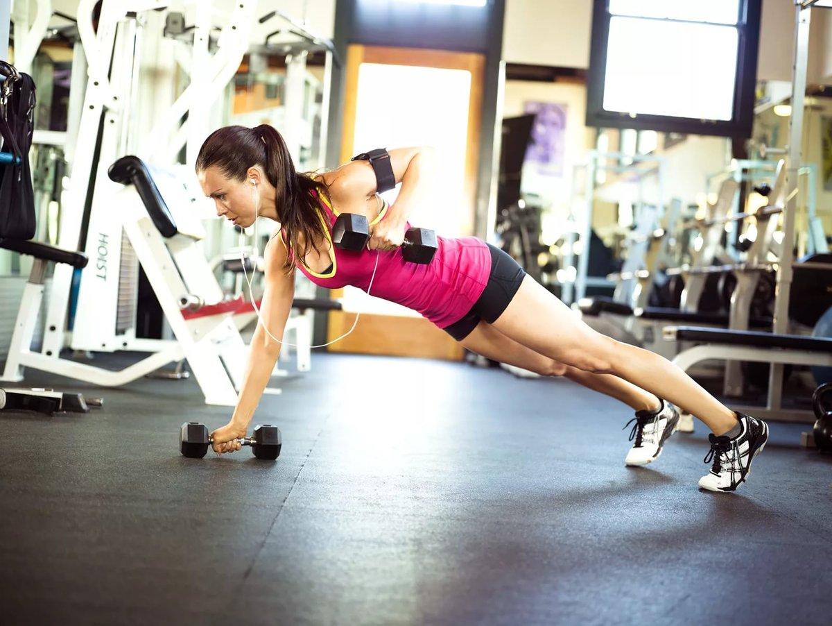 Фото девушек в фитнес зале, Спортивные девушки (37 фото) 8 фотография