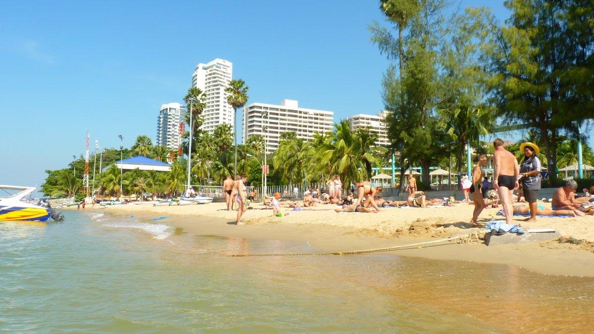пляж джомтьен паттайя фото линий