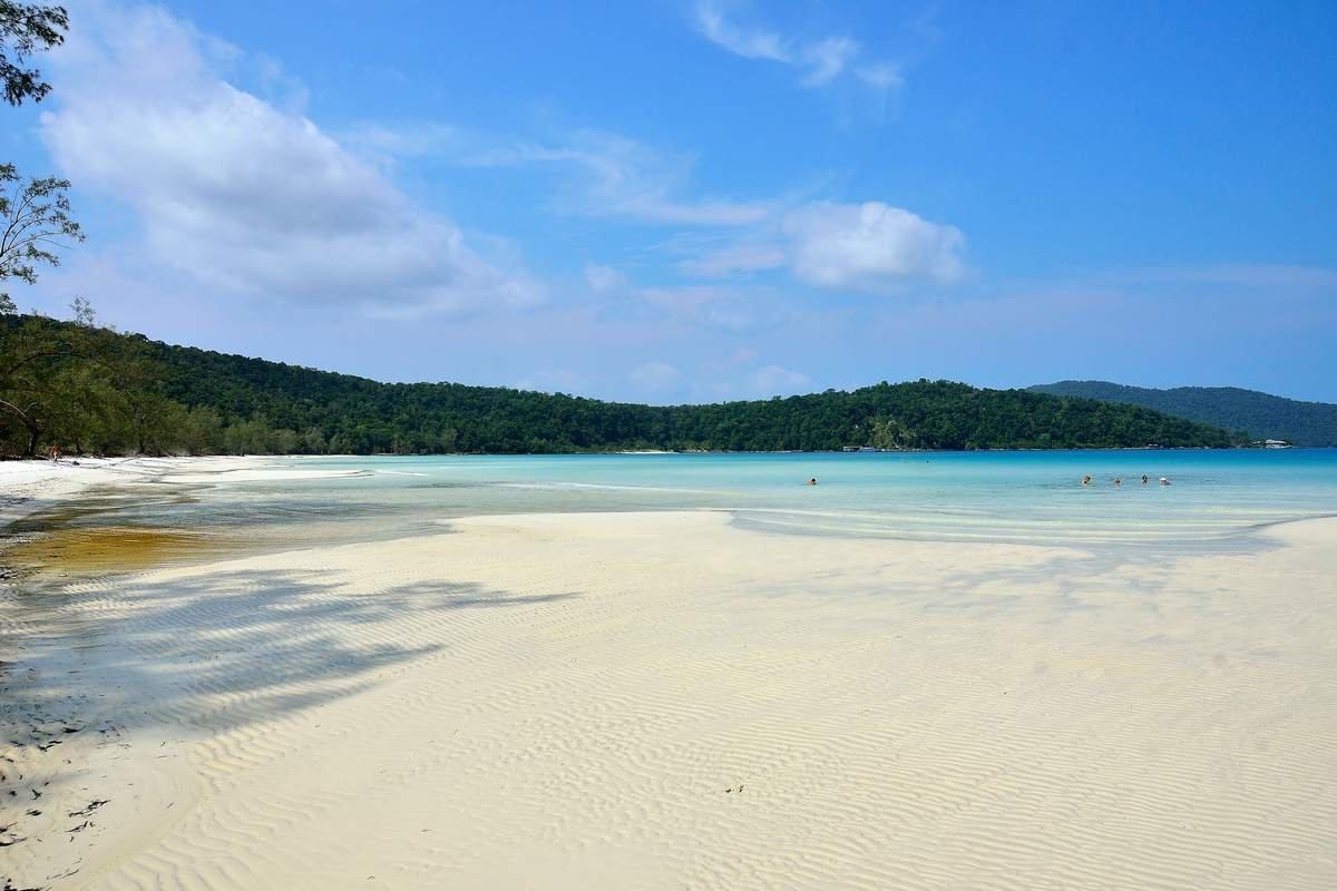 пляжи камбоджи видео захотелось