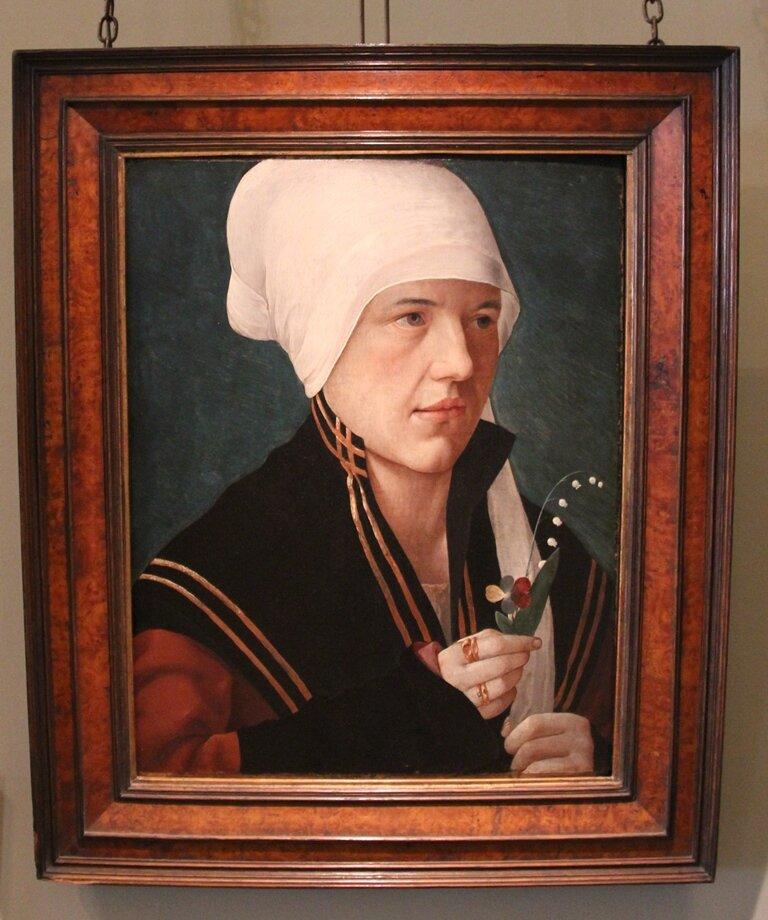 Один из експонатов Института искусств или галереи Курто. Портрет Курто - текстильный фабрикант и страстный коллекционер искусства основал институт в 1932 году. Идею он вынашивал еще с начала двадцатых годов, долго общался с университетом Лондона по этому поводу, но никак не мог найти место. В итоге после смерти своей жены, он передал уже основанному институту свой дом в Лондоне - прекрасный особняк XVIII века, построенный архитектором Робертом Адамом, в аренду на 50 лет.