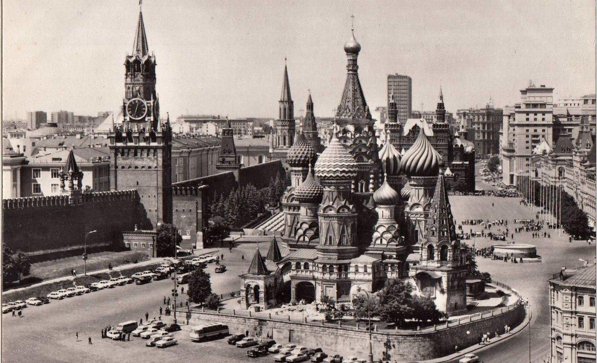 Старая красная площадь москвы картинки