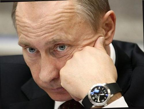 Часы именные подарок от президента россии.в.пути.