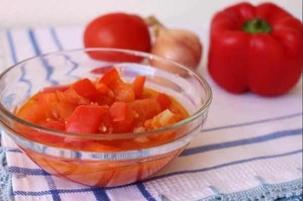 Заготовки из томатов быстро и вкусно рецепты