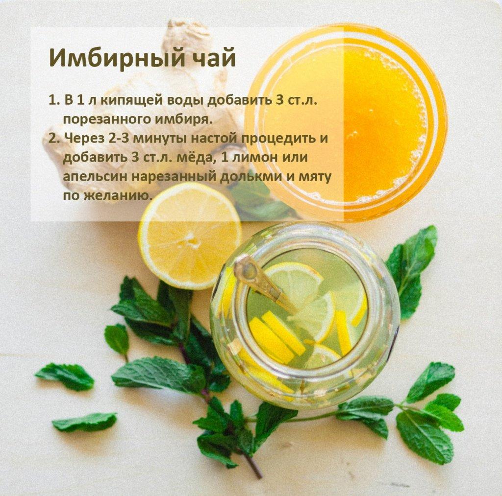 Имбирный рецепт похудения