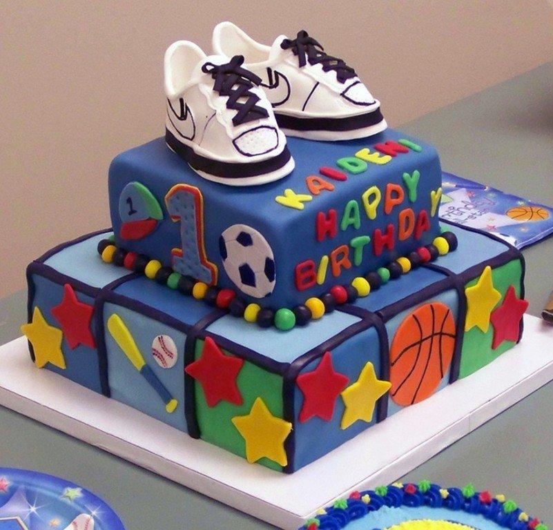 Картинка на торт с днем рождения мальчику