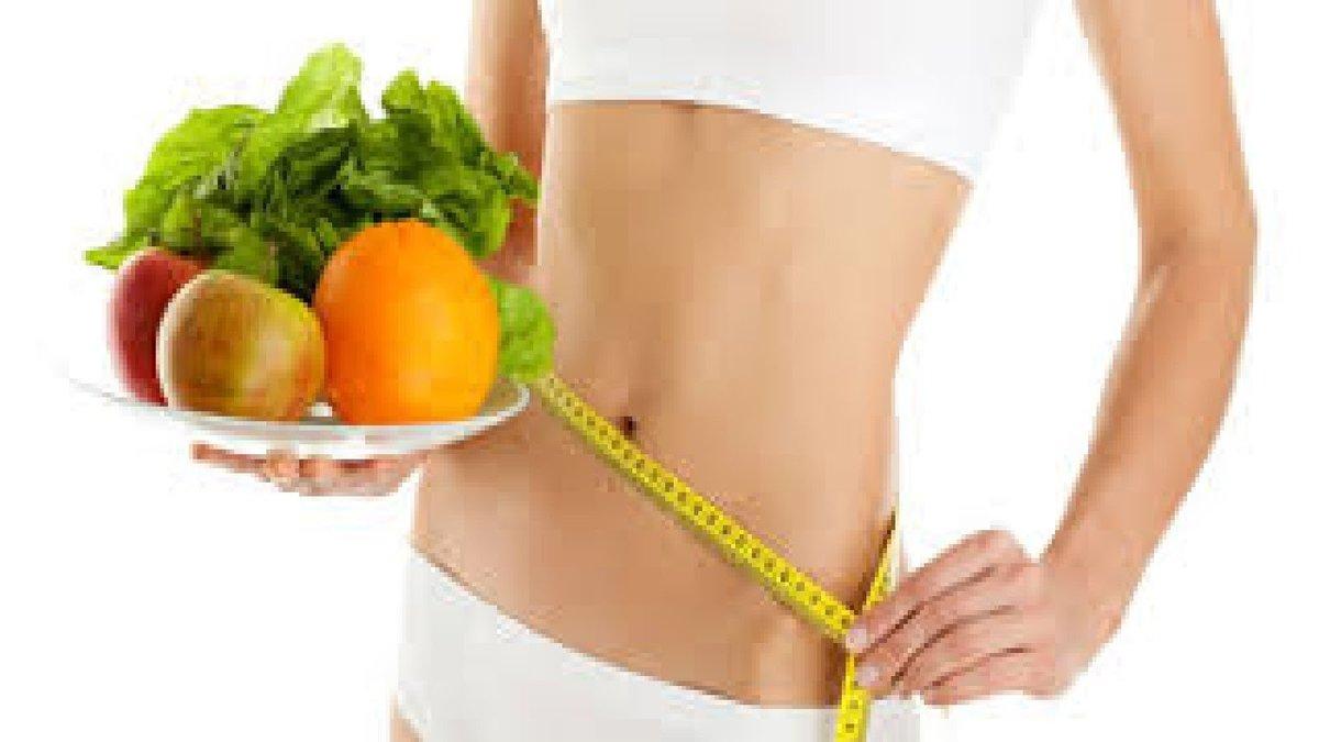 диета для похудения видео