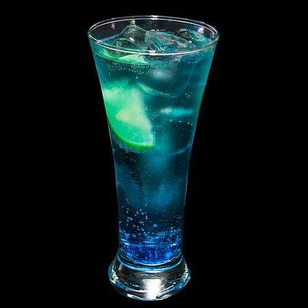 рецепт коктейля мегаполис