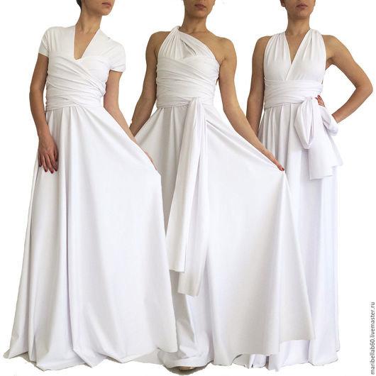 e3d5ff80b50 ... Купить или заказать Белое платье