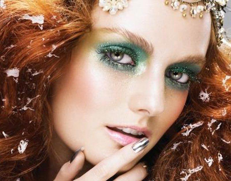 Праздничный макияж от Дарьи Пынзарь за 15 мин