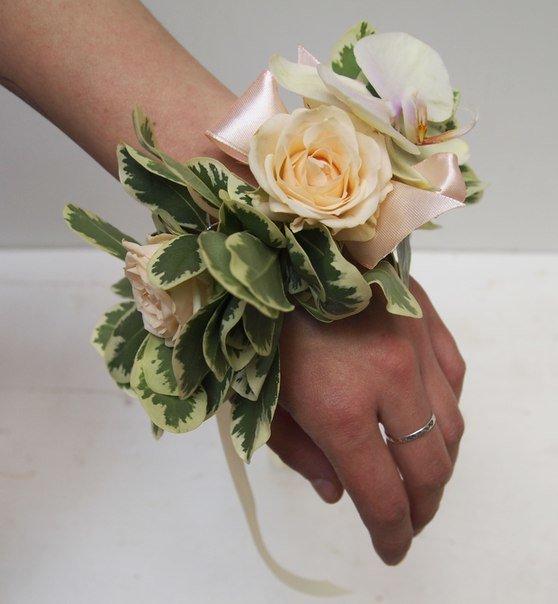 шикарный браслет для подружки невесты