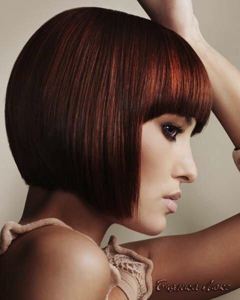 Изумительная стрижка на короткие волосы