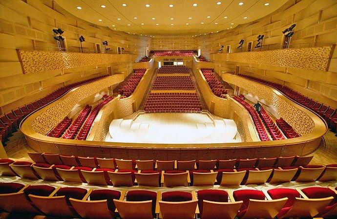Мариинский театр внутри