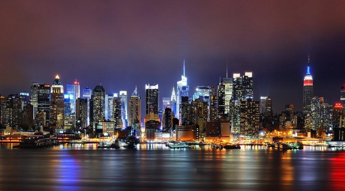нового, красивые картинки ночной город переворачиваем работу
