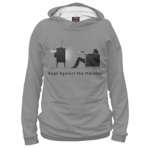 Мужская толстовка 3D Rage Against The Machine
