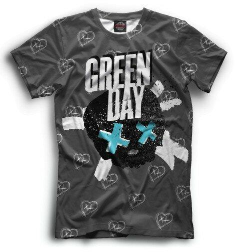 Футболка для мальчиков Green Day