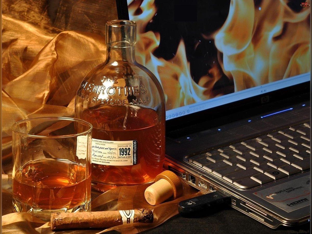 Красивые картинки алкоголя и шоколада что стала