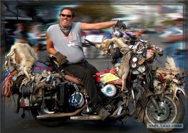 Езда на мотоцикле картинки тему