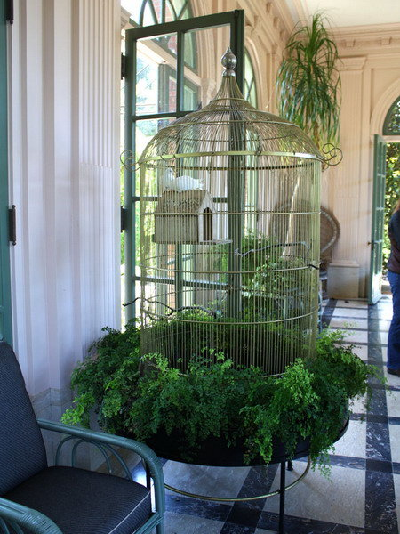"""Оформление балкона с использованием птиц"""" - карточка пользов."""