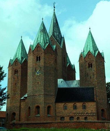 церковь богородици дания