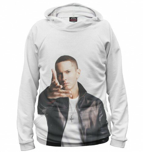 Худи для мальчика Eminem