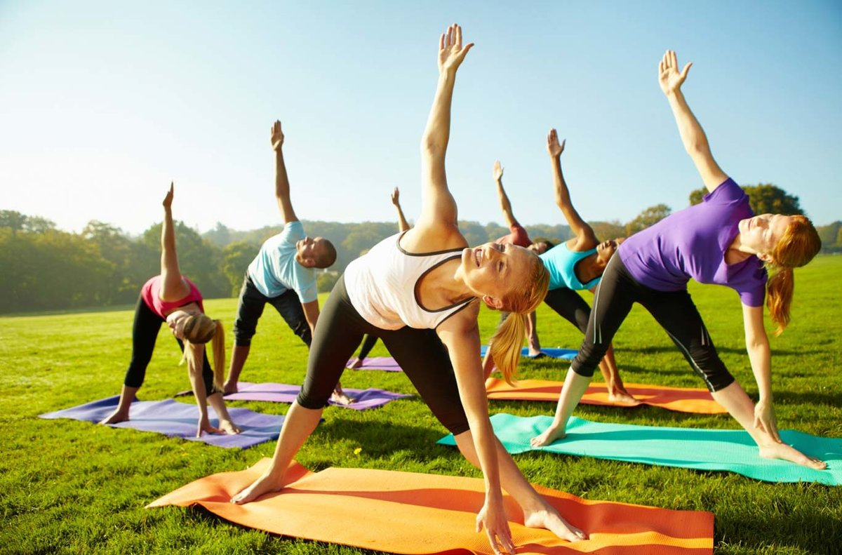 yoga and its relation to health Yoga can be practiced by anyone as it is irrespective of age, religion, or health circumstances it improves the discipline and sense of power as well as provides a chance to life healthy life without physical and mental problems.
