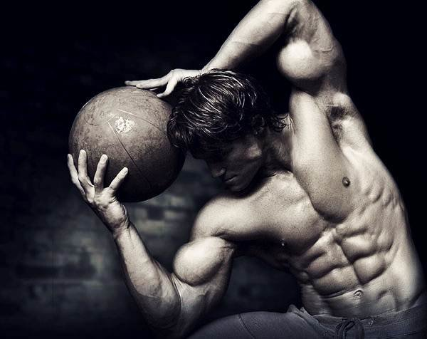 фото атлетическое телосложение