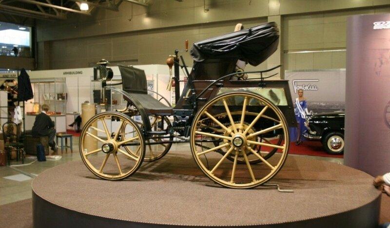 14 июля 1896 года была представлена машина Яковлева–Фрезе