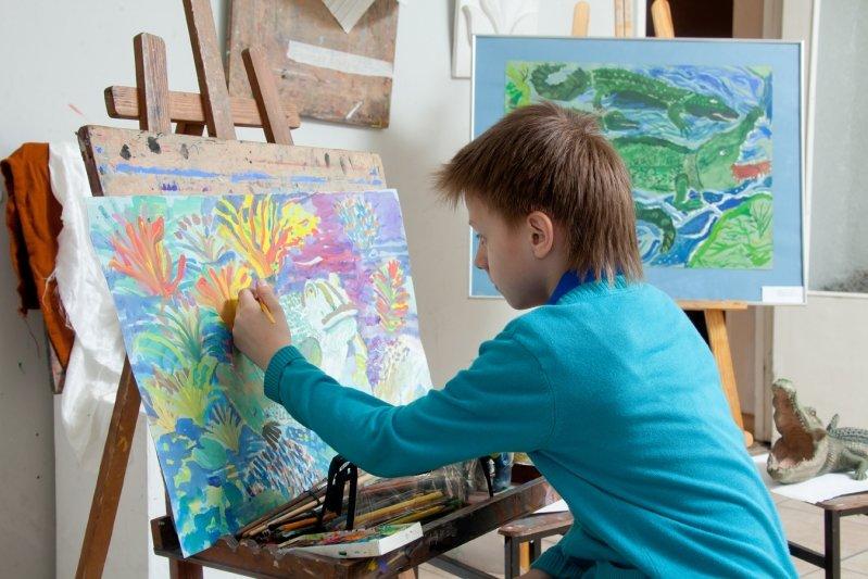 Картинки которые нарисовали дети 8 лет 2 класс, фото днем рождения