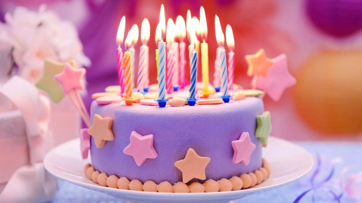 Смешные, открытки с тортами к дню рождения