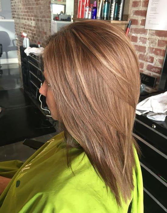 Самые стильные стрижки на средние волосы ФОТО 2017.