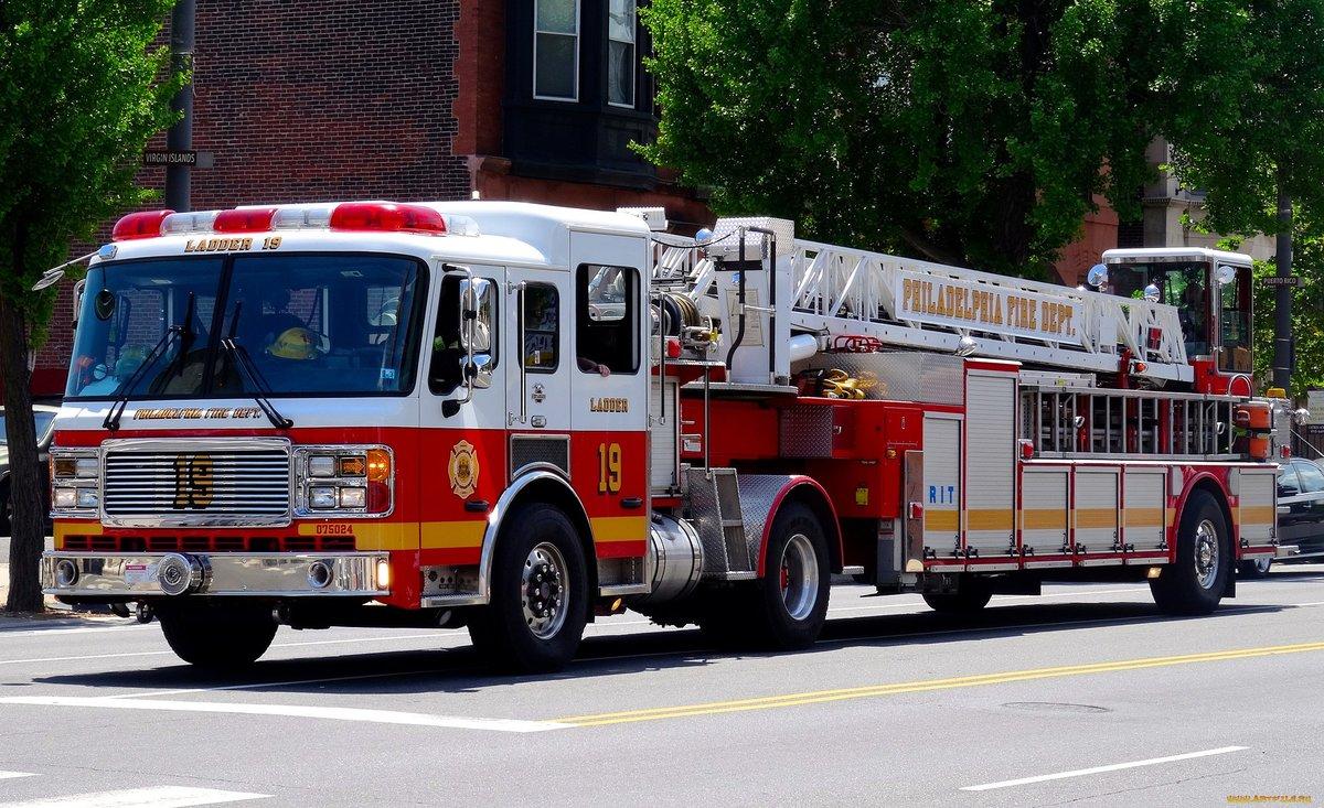 Фото пожарной техники высокого разрешения