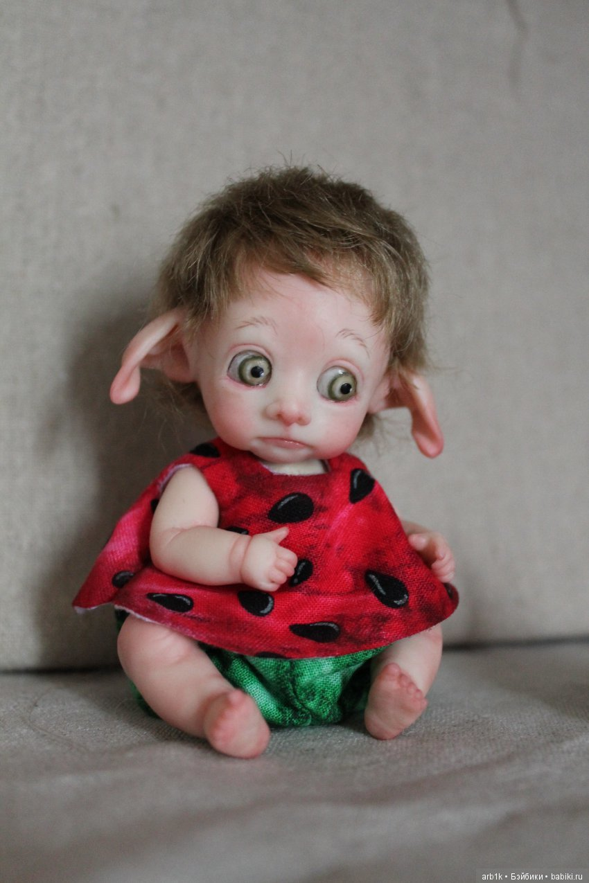 кукла из пластика лечение
