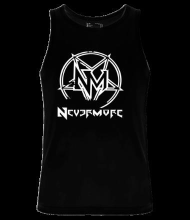 Мужская майка Nevermore