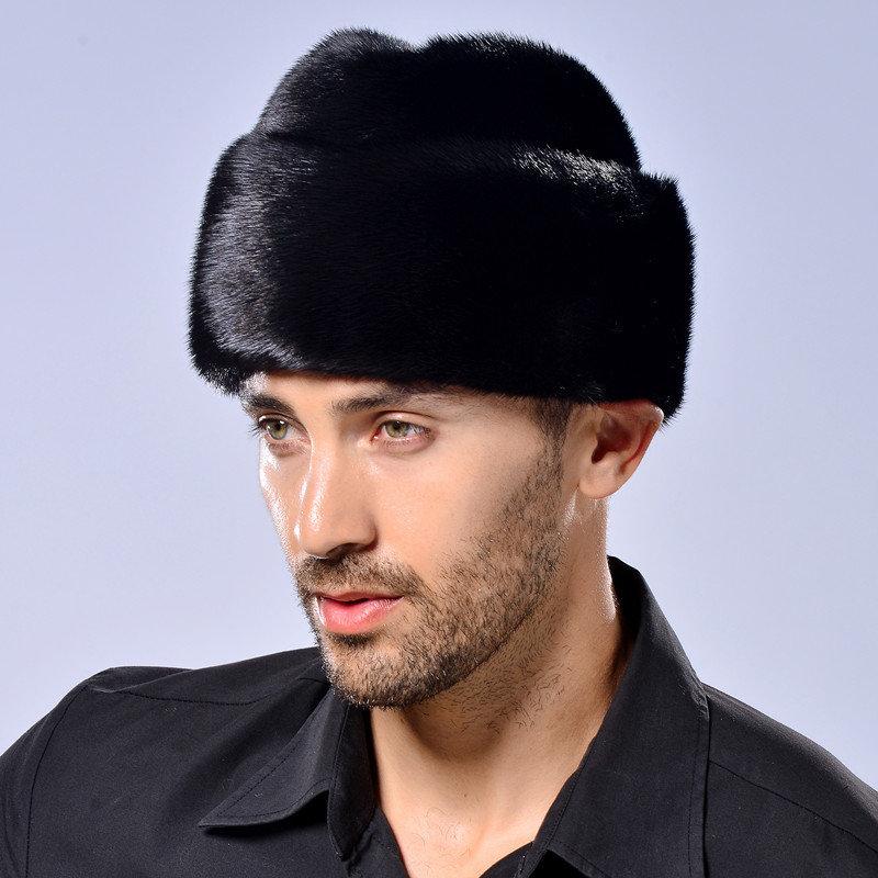 мужские зимние шапки из меха белье