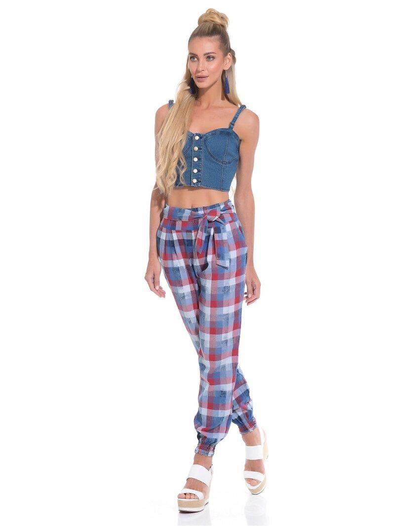 Летние женские брюки.