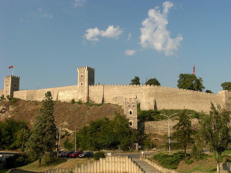 Крепость Скопско Кале