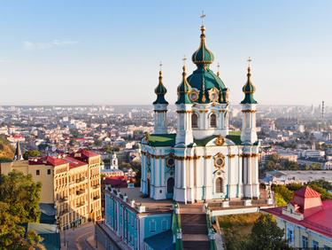 андреевский собор в киеве