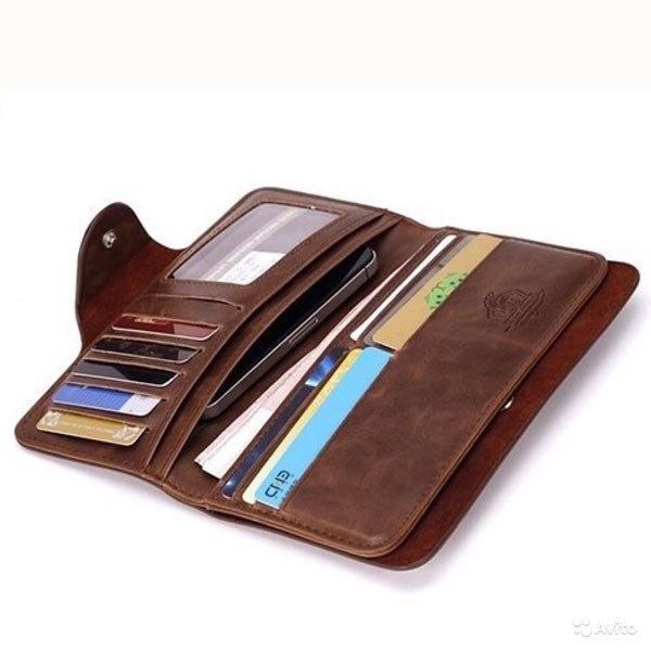 3f06edb28993 Витрина мужских портмоне. Мужские портмоне из кожи ската купить в  интернет-магазине Подробности.